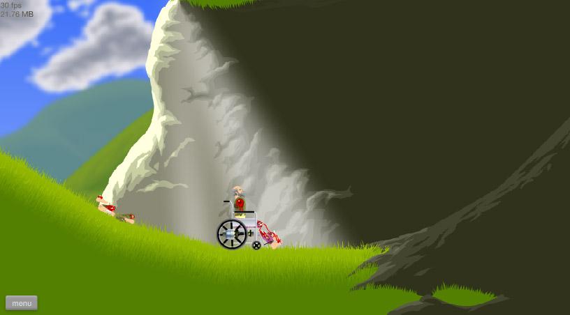 happy wheels gra internetowa dla dorosłych